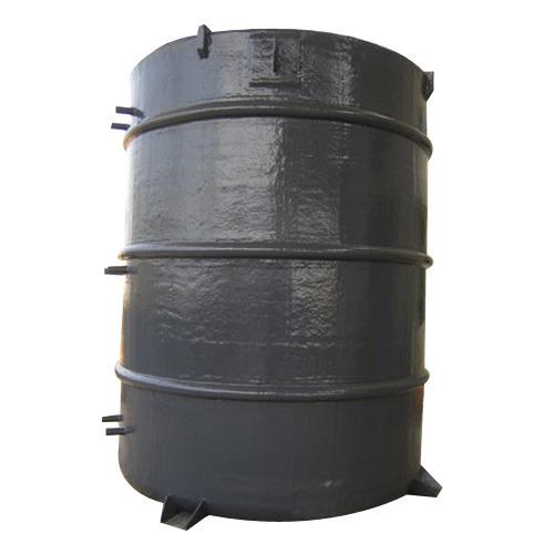 PVC+FRP Tank