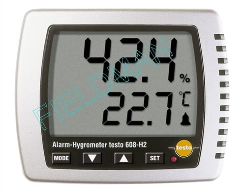 Thermo Hygrometer With Alarm