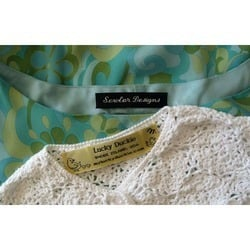 Embroidered Cloth Label