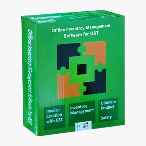 GST Inventory Management And Accounting Software