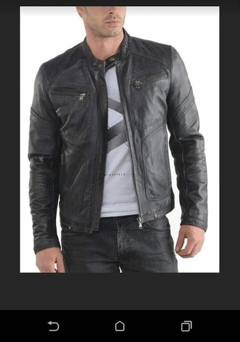 e730df38d72 Goat Leather Jacket - Manufacturers