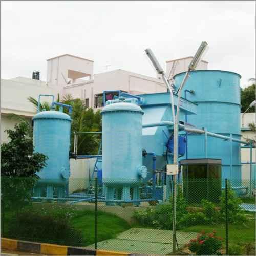 Sewage Plant in   Near G.I.D.C. Char Rasta