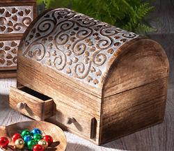 Wooden Box for Machine