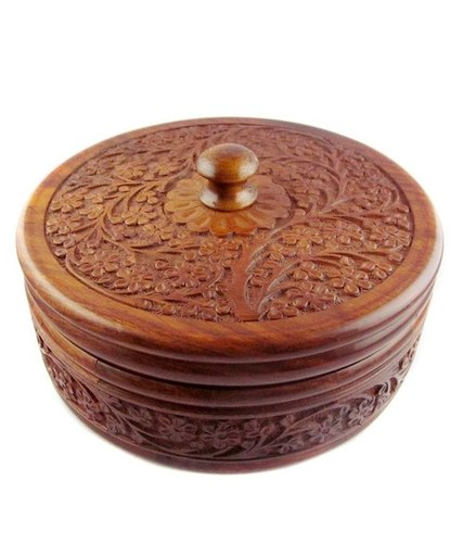 Wooden Dry Fruits Box