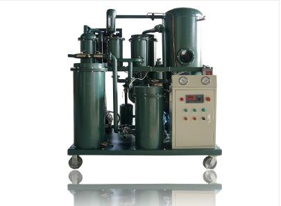 Series LOP Vacuum Lubricating Oil Purifier