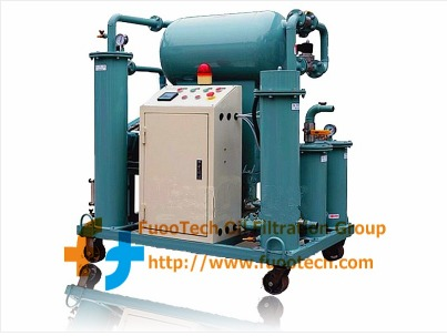 Series ZYA Fully Automatic Single Stage Vacuum Transformer Oil Purifier