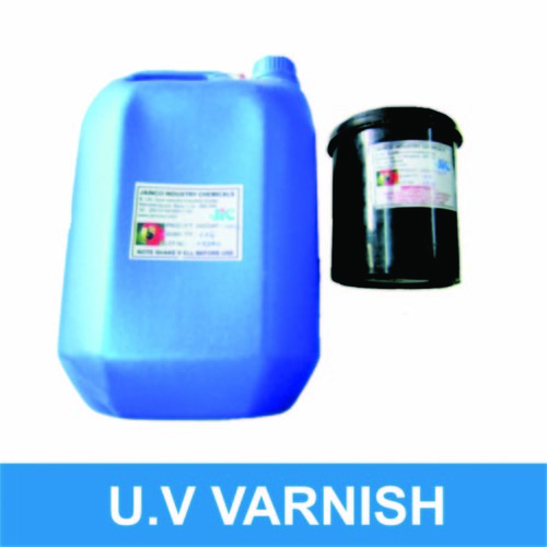 Ultraviolet Varnish