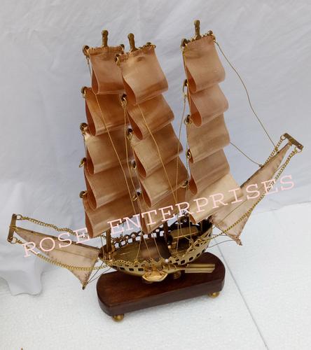 Antique Home Decor Ship Model