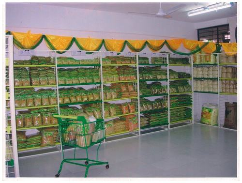 Commercial Departmental Store Racks