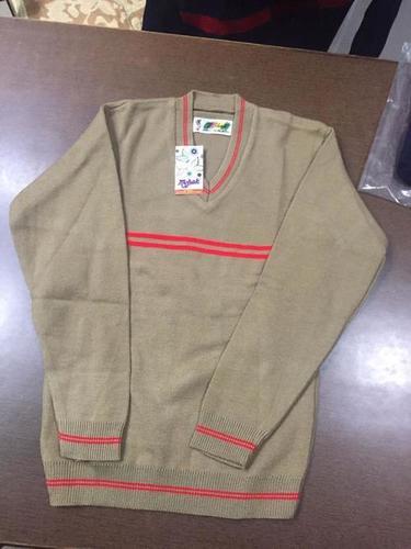 Full Sleeves Mehak Woolen Sweater in  Basti Jodhewal