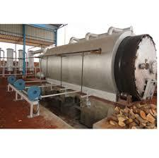 High Performance Pyrolysis Plant