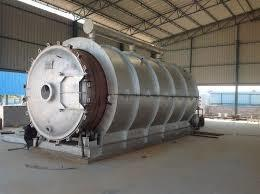 High Performance Tyre Oil Plant