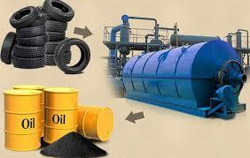 High Performance Waste Tyre Pyrolysis Plant in  Jeedimetla