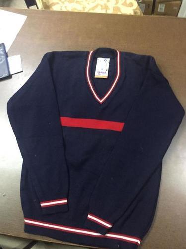 Mehak School Uniform Sweater