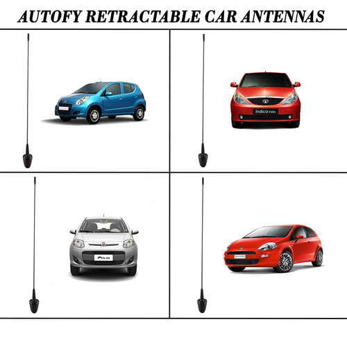 Autofy Car Retractable Antennas