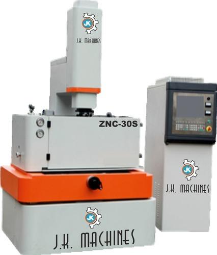 Lcd Display Znc Edm Ac Servo Machines