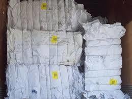White Tissue Waste Papers