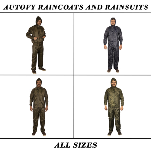 Autofy All Sizes Rainsuits