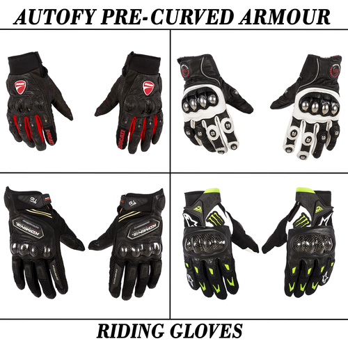 Autofy Riding Gloves