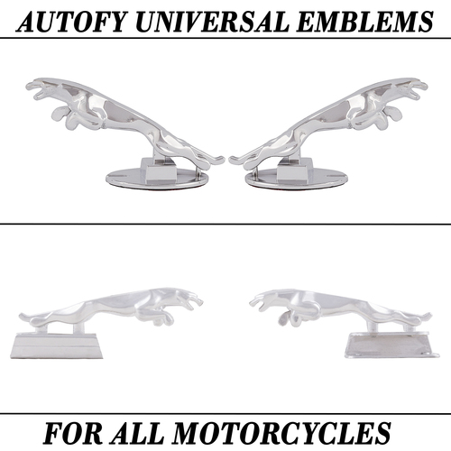 Autofy Universal Emblems For All Motorcycle