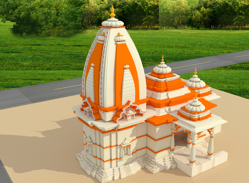 Jay Bhavani Temple Construction Services