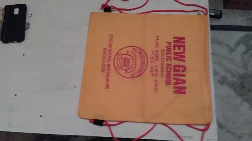 Back Pack Non Woven Bags
