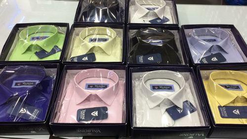 Designer Mens Cotton Formal Shirts