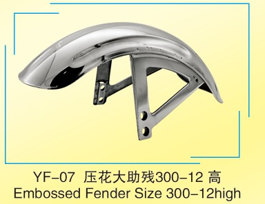 Fender For Tricycle