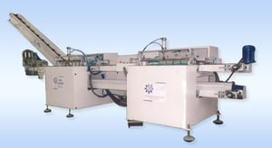 Automatic Cutting And Stamping Machine