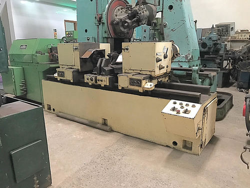 Wmw Facing And Centering Machines