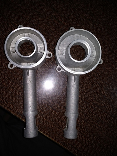 Aluminum Mixing Tubes for LPG Stove