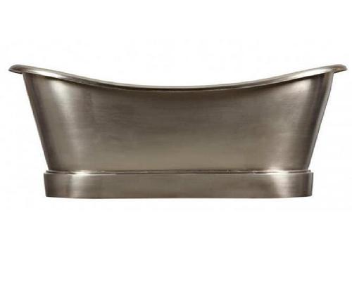 Antique Pure Copper Metal Freestanding Bath Tub