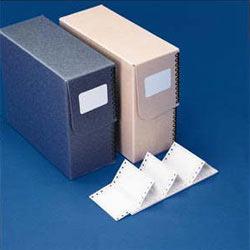 Customized Box Plain Labels