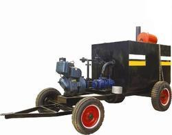 Bitumen Sprayer Trolley Mounted