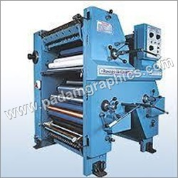Heavy Duty Web Offset Printing Machine