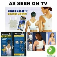 Power Magnetic Posture Support