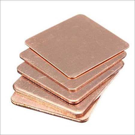 Copper Metal Table Coaster