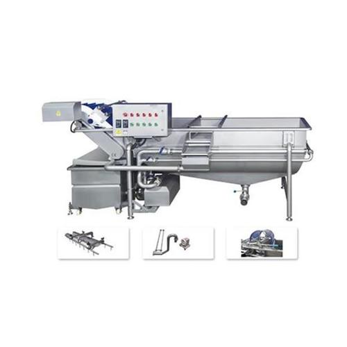 Horizontal Type Mixed Flow Spraying Washing Machine