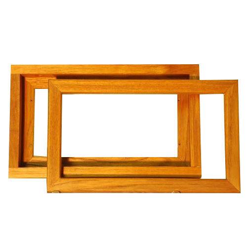 Original Teak Wood Door Frames in Chennai, Tamil Nadu - Balaji ...