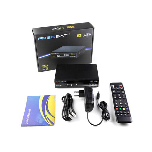 Freesat V8 super HD Satellite receiver in Shenzhen