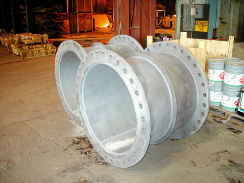 Large Dia Ring Flanges