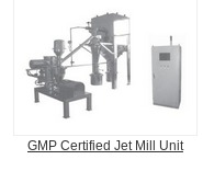 GMP Certified Jet Mill Unit in   Kunshan City