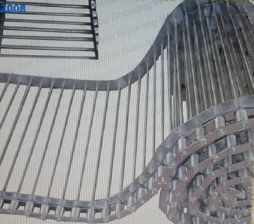 Metal Weave Wire Mesh Conveyor Belts