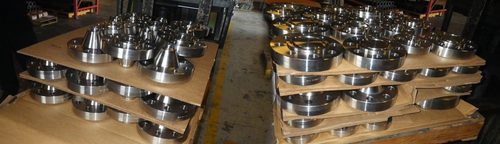 SS 410 Flanges