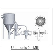 Ultrasonic Jet Mill in   Kunshan City