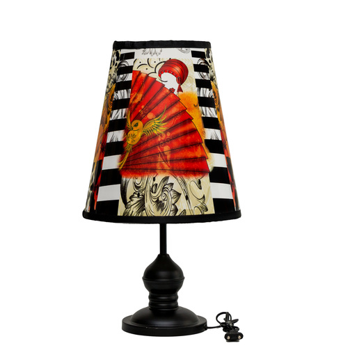 Elegant Lamp Shade Light Source: Energy Saving