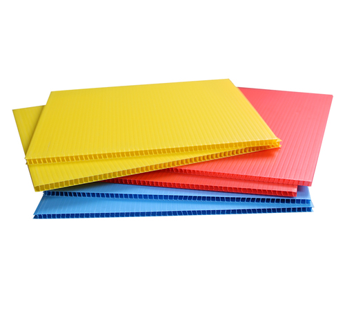 Premium Corrugated Plastic Sheets