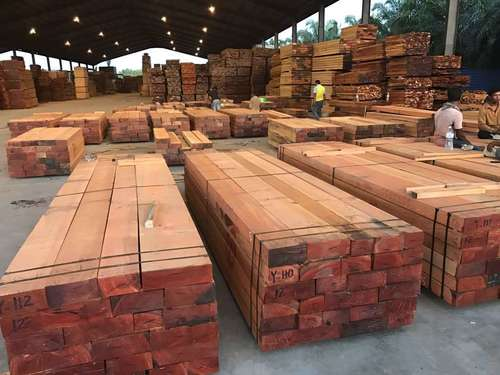 Solid Wood Sawn Timber