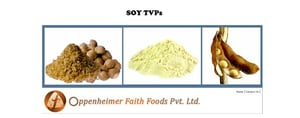 Soy TVP (Textured Vegetable Protein)