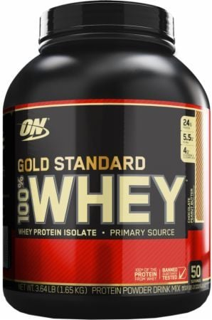 Optimum Nutrition Whey Protein Isolate